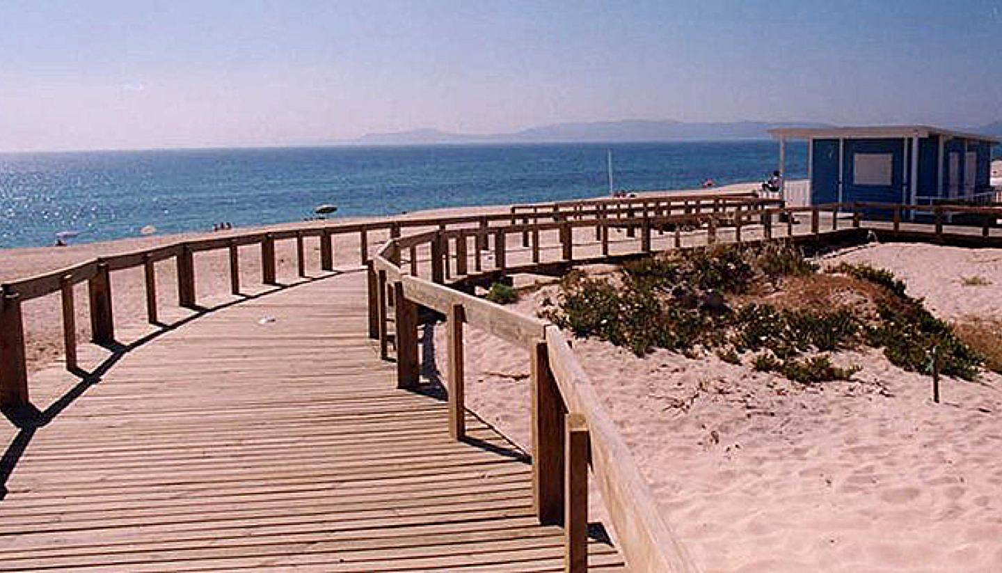 Portugal - Comporta boardwalk