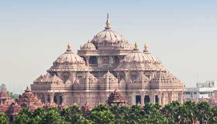 India - Swaminarayan Akshardham Temple