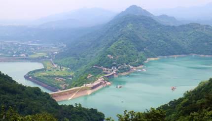 Taiwán - shu-Asia-Taiwan-Shihmen reservoir landscape in Taoyuan-636879688-Lee peiming-430x246