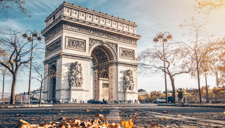 París - Arc de Triomphe