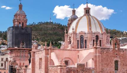 México - shu-The Cathedral of Our Lady of the Assumption-Zacatecas-Mexico-436823332-Svetlana Bykova-430x246
