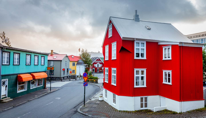 Islandia - Reykjavik, Iceland