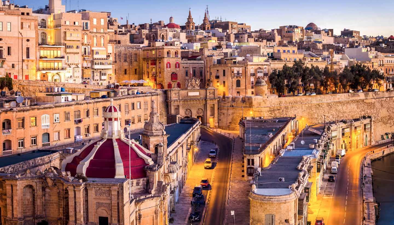 La Valeta - Valletta, Malta