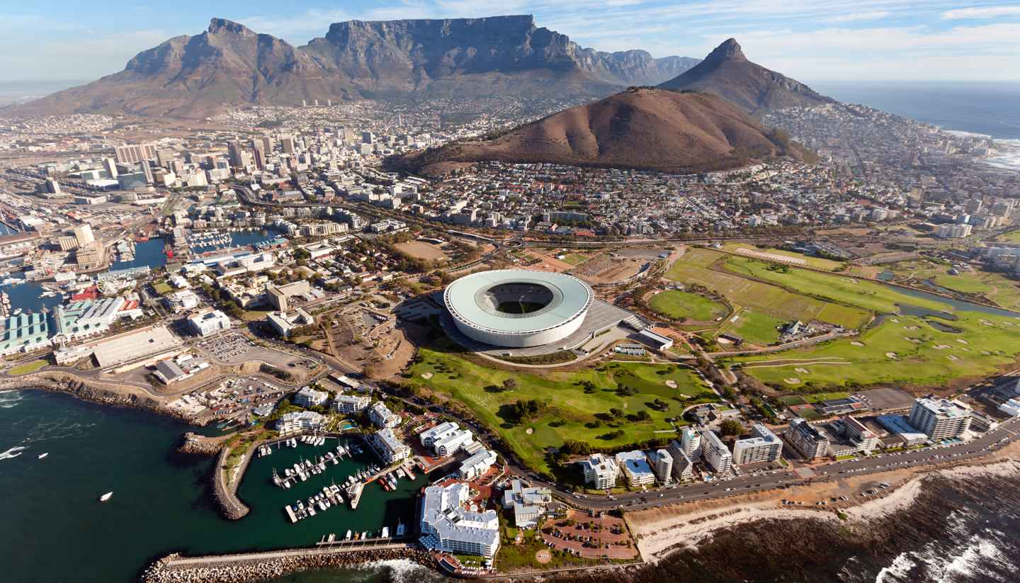 Ciudad del Cabo - Cape Town, South Africa