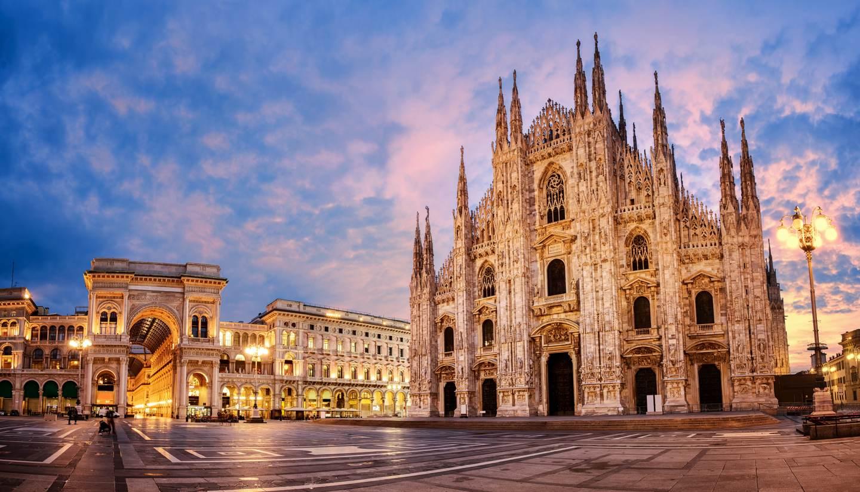 Italia - Duomo di Milano