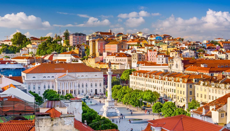 Lisboa - Rossio Square, Lisbon