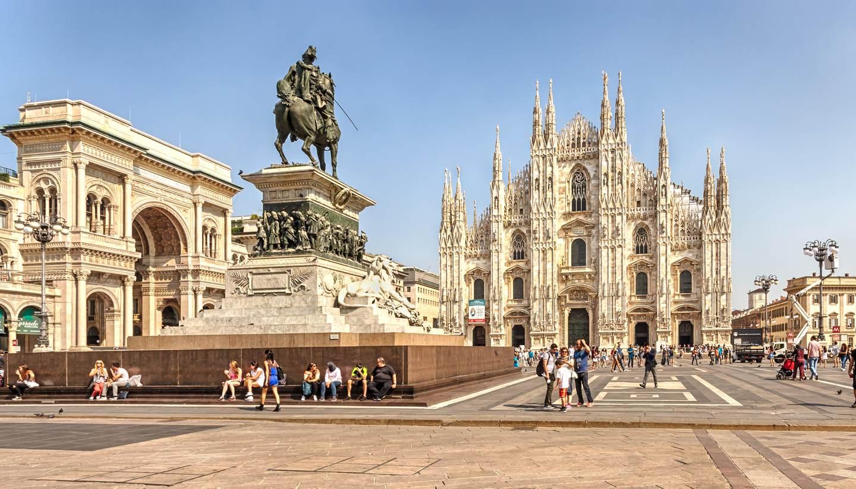 Milán - Duomo, Milan, Italy