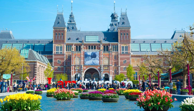Holanda - Rijksmuseum, Amsterdam