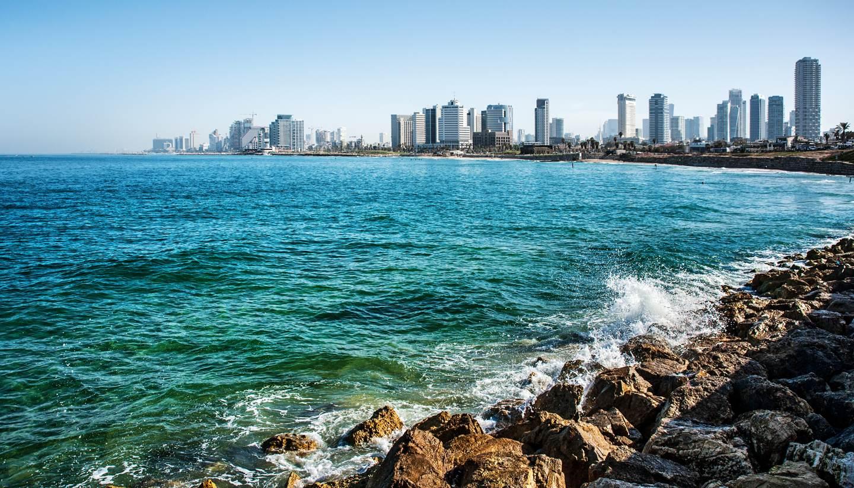 Israel - Tel Aviv skyline