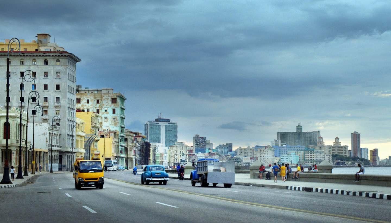 Cuba - Malecon, Havana, Cuba