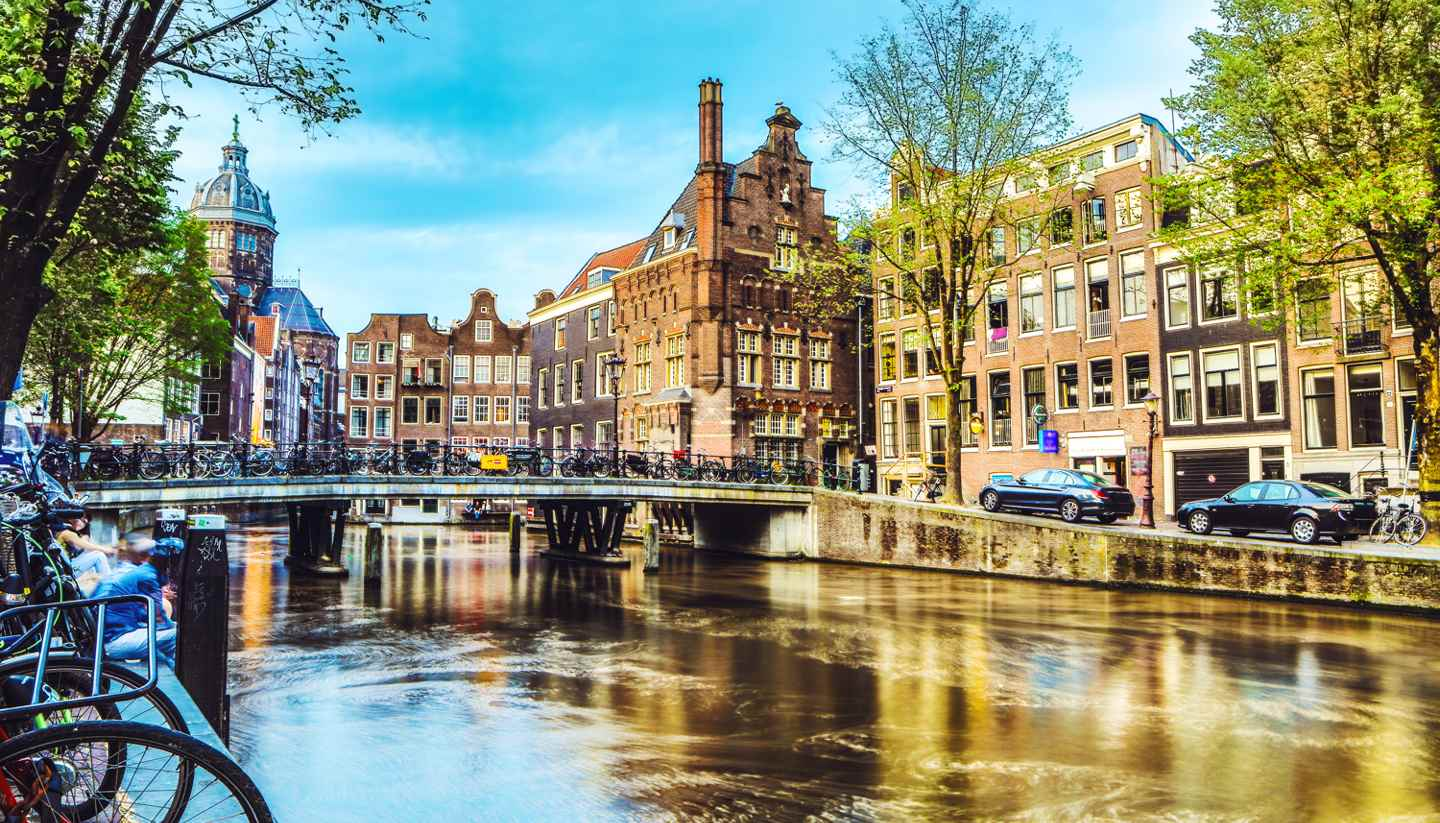 Amsterdam - Amsterdam, the Netherlands