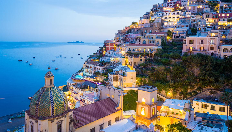 Italia - Italy, Naples, Amalfi Coast