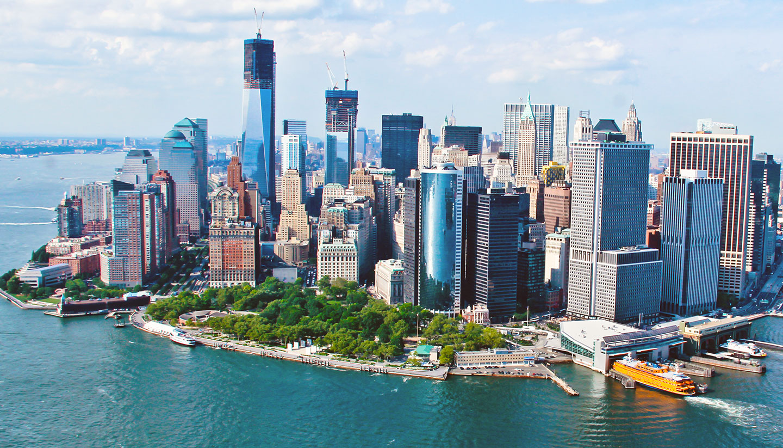 Nueva York - New York skyline