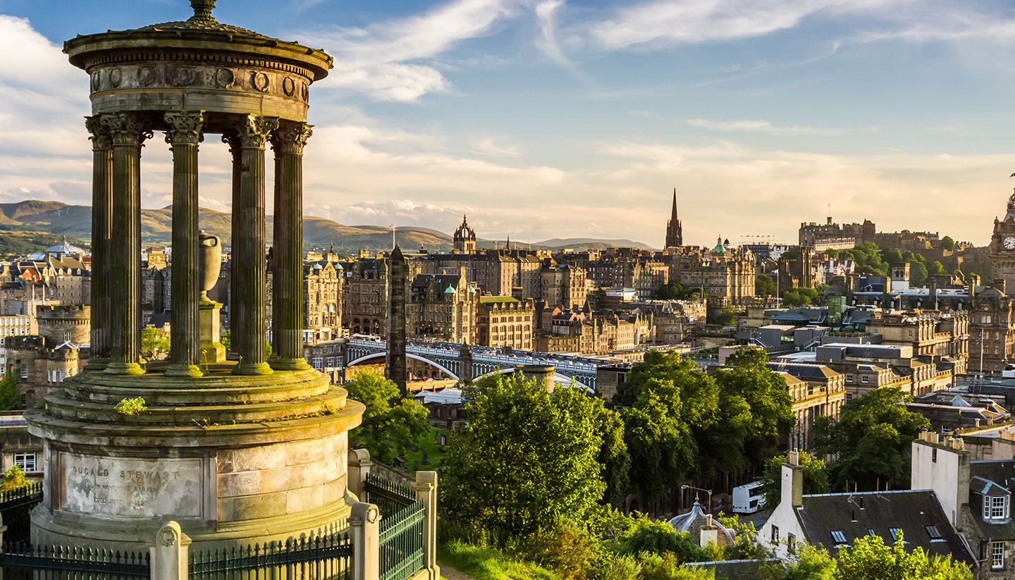 Edimburgo - City of Edinburgh