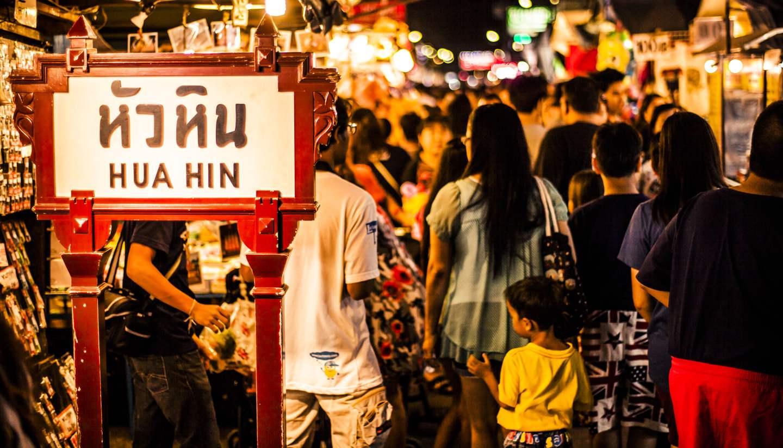 Tailandia - Hua Hin, Thailand