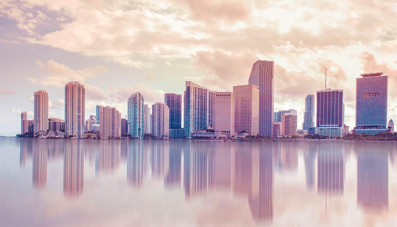 Miami - Miami skyline